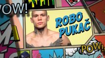 Level Lama: Sajfa vs Robo Pukač – UFC 3