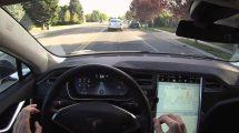 Ako funguje autopilot elektromobilu Tesly?