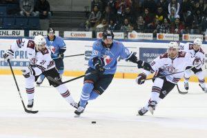 Hokejisti Slovana Bratislava víťazia po desiatich prehrách na domácom ľade po druhýkrát