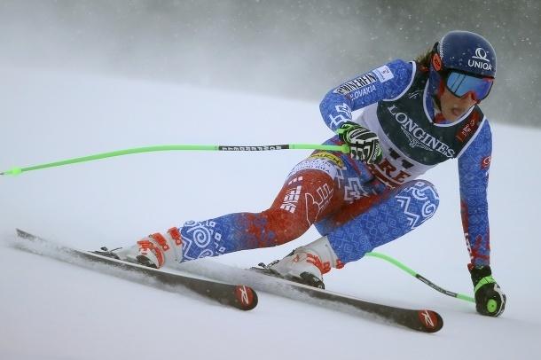 Petra Vlhová dnes triumfovala na majstrovstvách sveta vo švédskom Aare